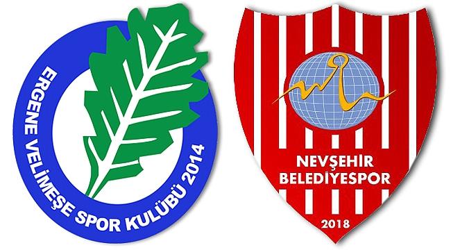 Velimeşe&Nevşehir finalde