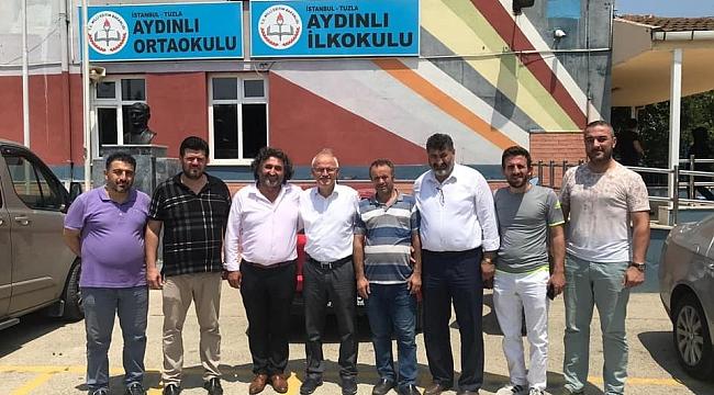 AK Kocaeli, İstanbul'da sahada!