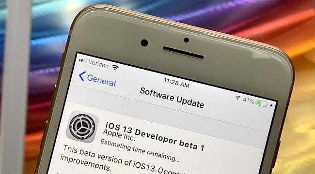 Apple, iOS 13'le güvenliği artırıyor!