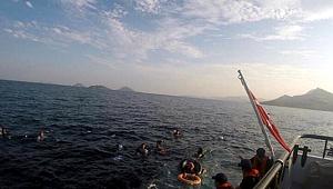 Göçmen teknesi battı! 8 göçmenin cesedine ulaşıldı