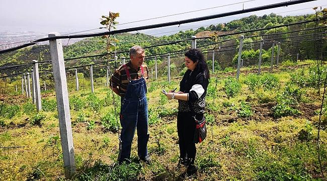 Büyükşehir'den çiftçiye destek sürüyor