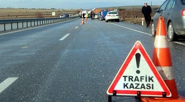 Gebze'de kaza; 10 yaralı