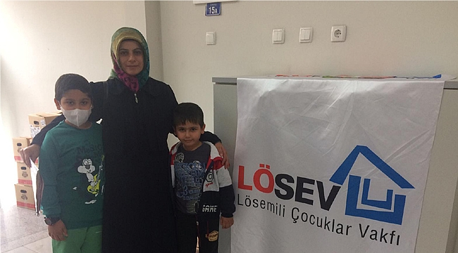 LÖSEV, 30 bin aileye ulaşacak