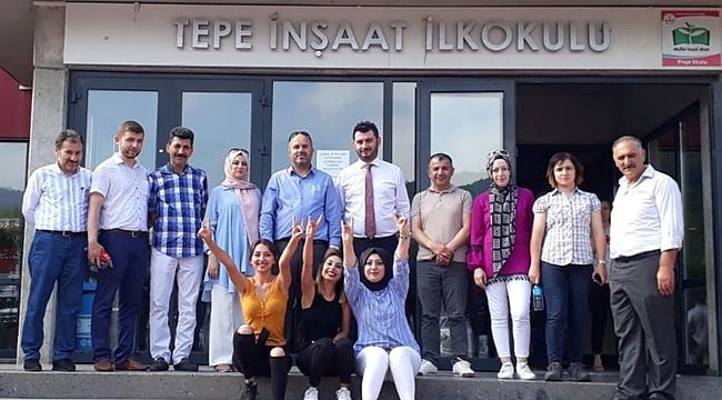 MHP Çayırova, İstanbul'da görevde!