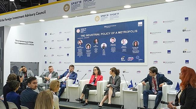 Rusya'da GOSB'u anlattı