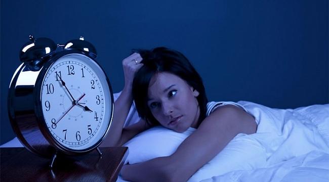 Uyku problemi için etkili öneriler