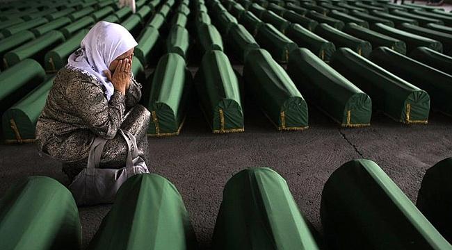 Başkanlar, Srebrenitsa soykırımını unutmadı