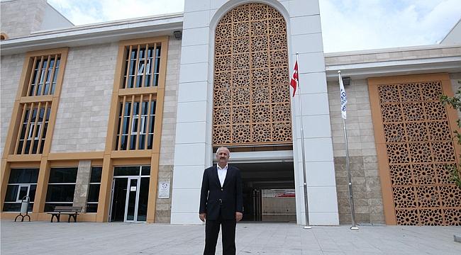 Büyükgöz, Arapçeşme Bilim Sanat'ı inceledi