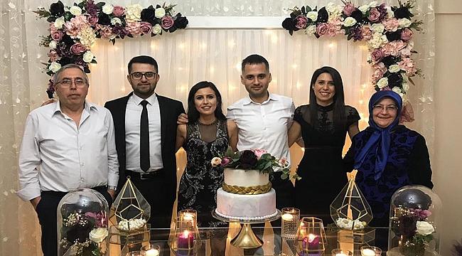 Cengiz İdacı kızını evlendiriyor
