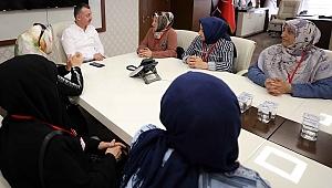"""""""Gebze'ye kent misafirhanesi kazandıracağız"""""""