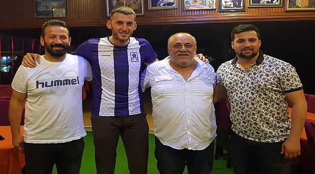 Gebzespor'a Yusuf Bayram geldi!