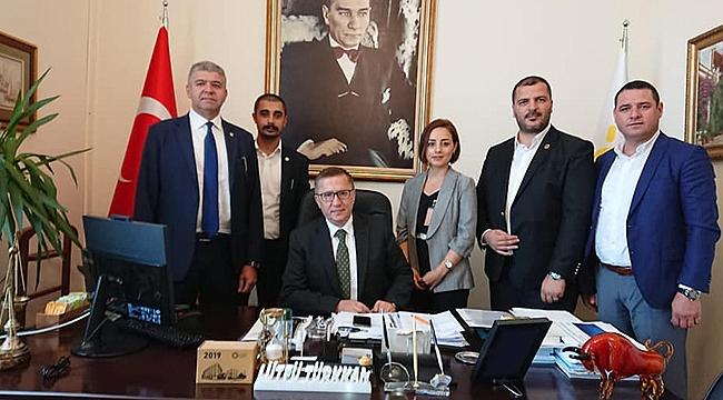 İyi Parti Gebze'de yönetim düştü!