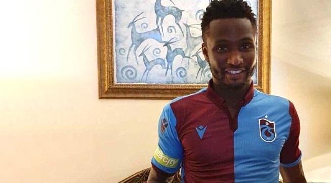 John Mikel Obi Trabzonspor'da!