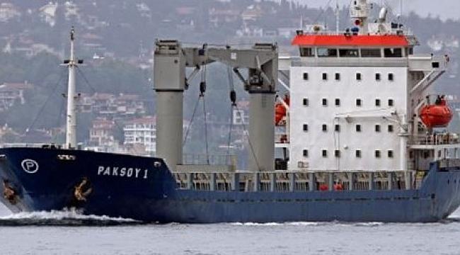 Nijerya'da Türk denizciler kaçırıldı