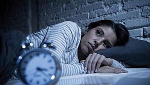 Uykusuzluk yaşayanlar dikkat!