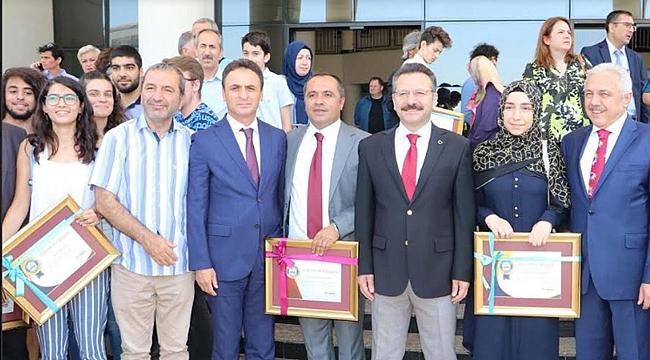 Anibal Anadolu Lisesi'nden alkışlanacak başarı!