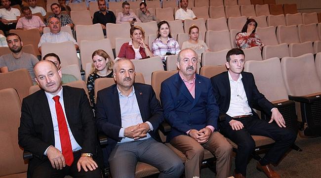 Gebze Belediyesi personeli eğitimden geçti