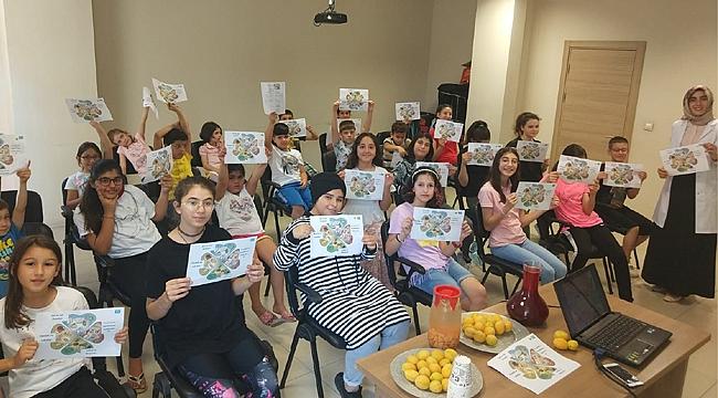 Gebze'de sağlıklı beslenme eğitimi