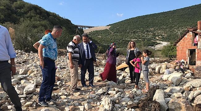 Güler'den Okur ailesine ziyaret