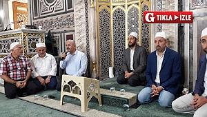 Mustafa Hadi Başaran, dualarla anıldı