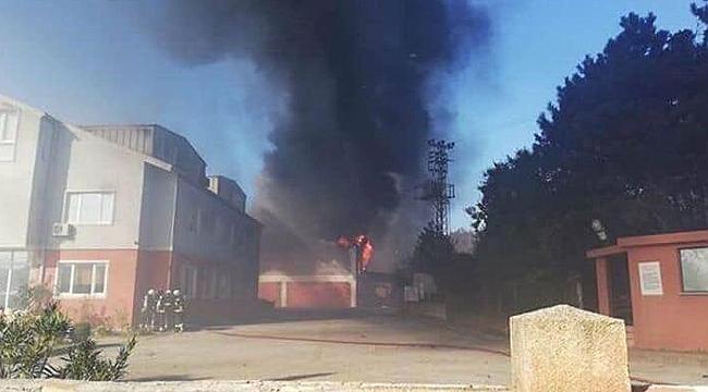 O yangının altından PKK çıktı!