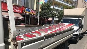 Baklavacıların dükkanları kapanıyor