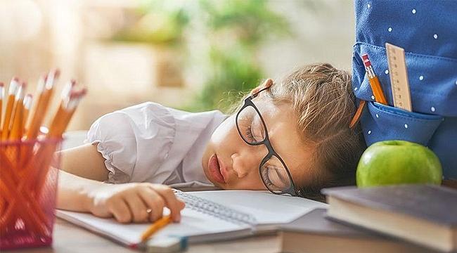 Çocuğunuz çabuk yoruluyorsa sağlıklı beslenmiyor!