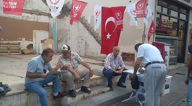 Diyarbakır'daki anneler için imza kampanyası