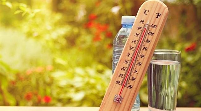 Marmara'da hava ısınıyor
