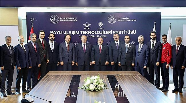 Raylı Ulaşım Teknolojileri Enstitüsü Gebze'ye kuruluyor