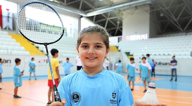 Spor okullarına 41 bin kere maşallah
