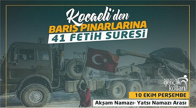 41 Fetih Suresi ordumuz için okunacak