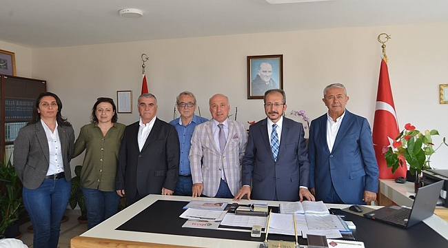 CHP Kocaeli, Cihan'a misafir oldu