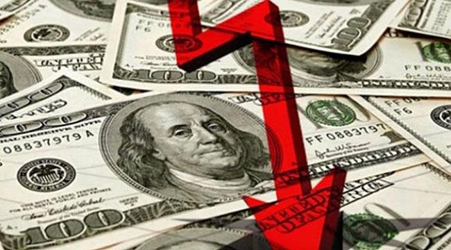 Dolarda düşüş yaşanıyor