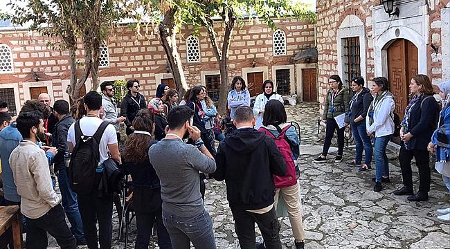 Eyüpsultan'ın kültürel mirası GTÜ'ye emanet