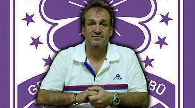 Gebzespor'a Antalyalı hoca