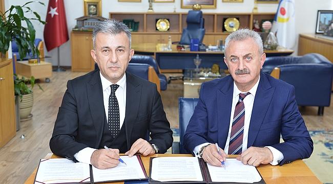 GTO ile Vakıfbank arasında protokol imzalandı