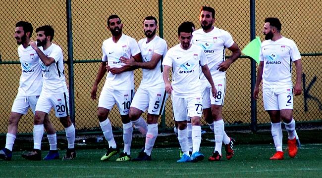 Hidropaks Tayfun, Bağdat'ı bombaladı:0-1