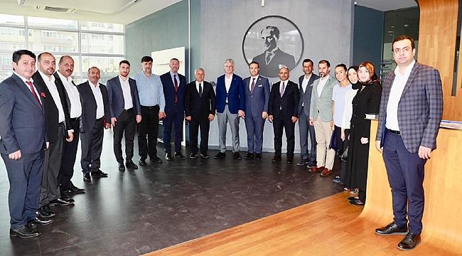 """""""Kocaeli'nde bin 294 yeni şirket açıldı"""""""