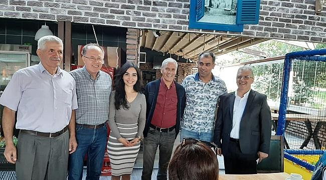 Kroman Çelik'ten emekli öğretmenlere vefa