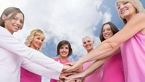 Meme kanserine karşı harekete geçin