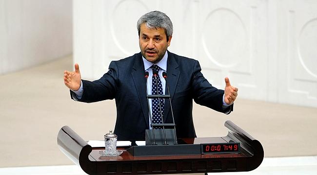 Nihat Ergün, AK Parti'den istifa etti