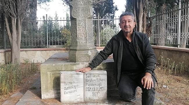 """""""Osman Hamdi Bey, bir tarım uzmanıydı"""""""