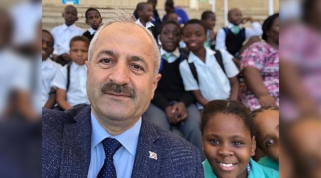 Başkan Büyükgöz Güney Afrika'da