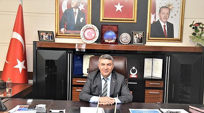 Başkan Şayir'ın 10 Kasım mesajı