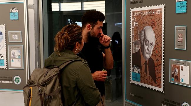 Fuat Sezgin, SEKA Kağıt'da pul sergisiyle anılıyor