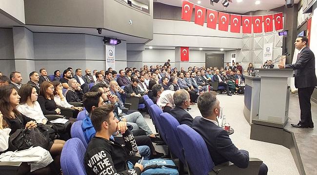Gebzeli girişimciler Yokuş'u dinledi