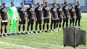 Gebzespor'da bavullar toplandı