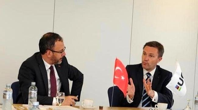 Türkiye'nin ilk Veledrom'u Konya'da yapılacak