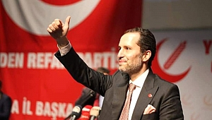 Yeniden Refah'ın kongresine akın var